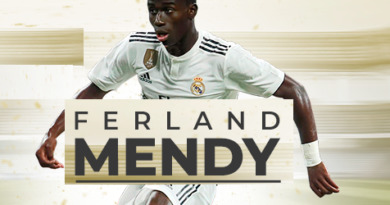 Real Madrid: Ferland Mendy, la chance de sa carrière ?